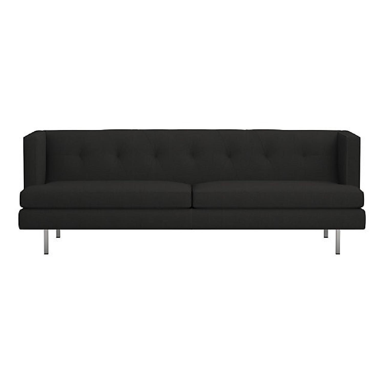 CB2 Avec Sofa in Dark Grey-3