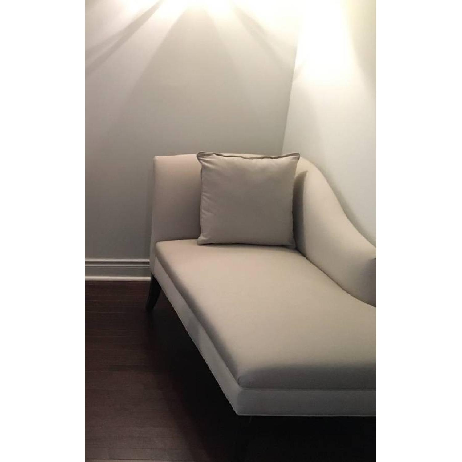 Sam Moore Chaise Lounge - image-1