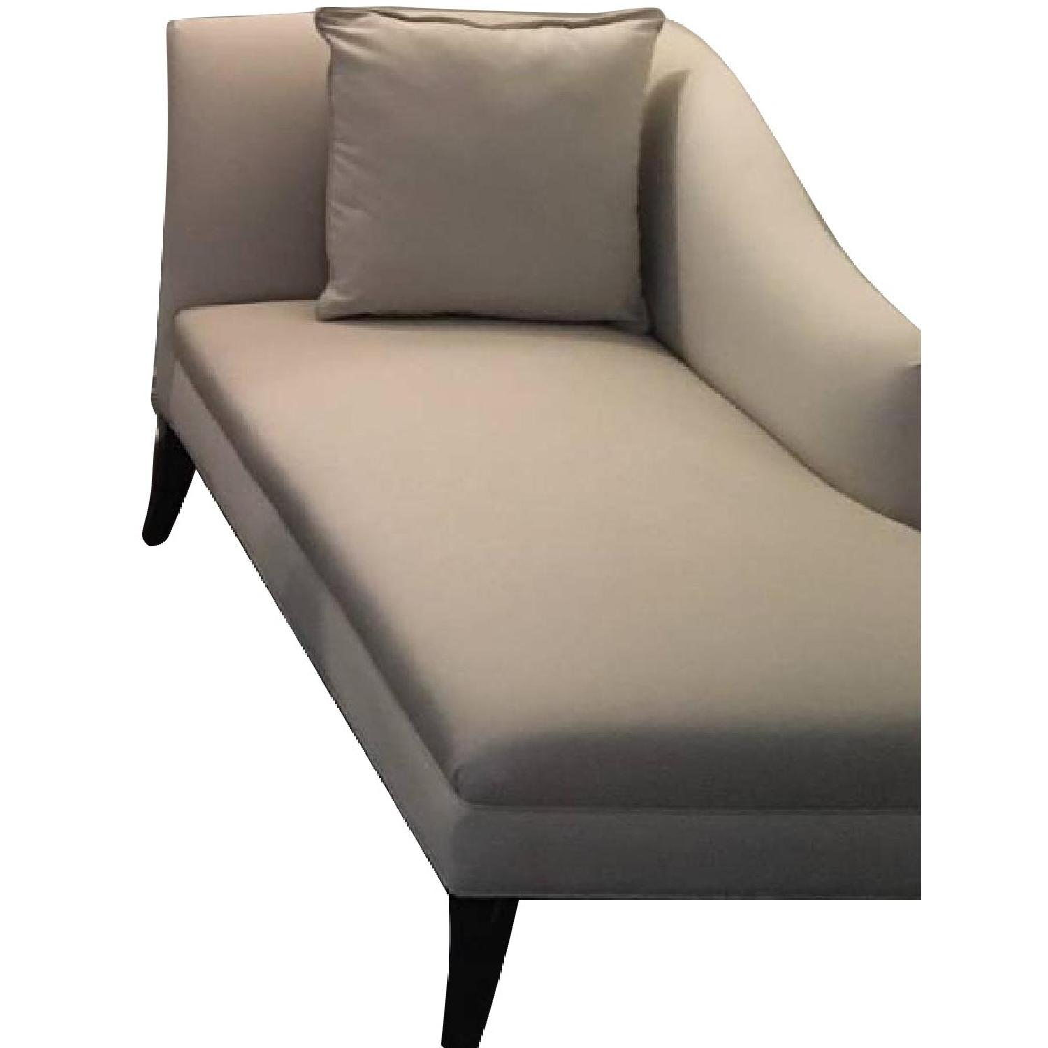 Sam Moore Chaise Lounge - image-0