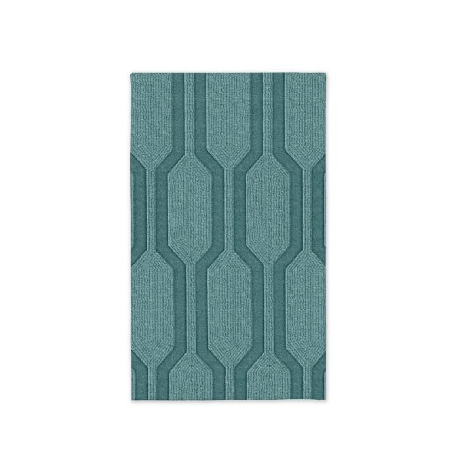 West Elm SPO Honeycomb Textured Rug-0