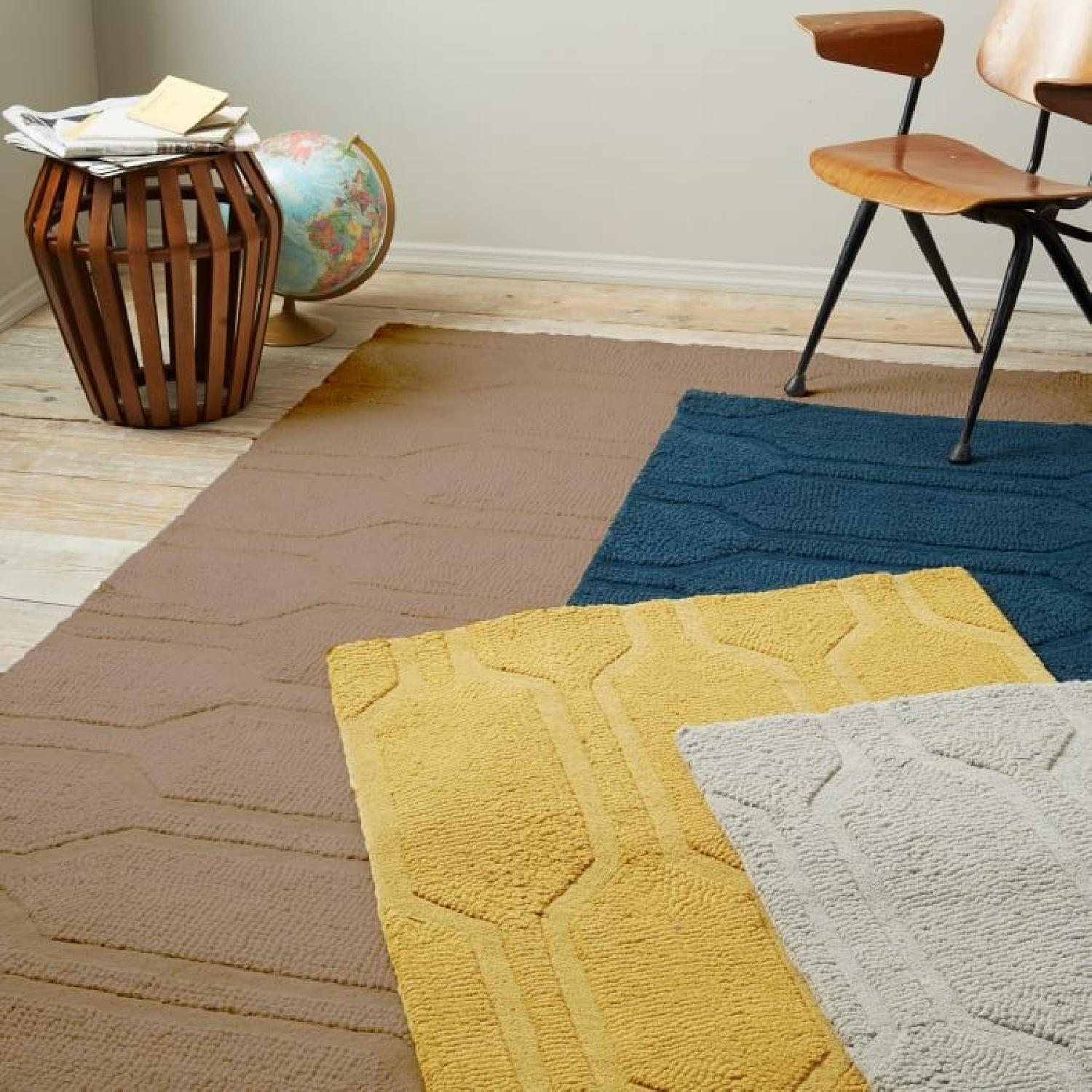 West Elm SPO Honeycomb Textured Rug-1