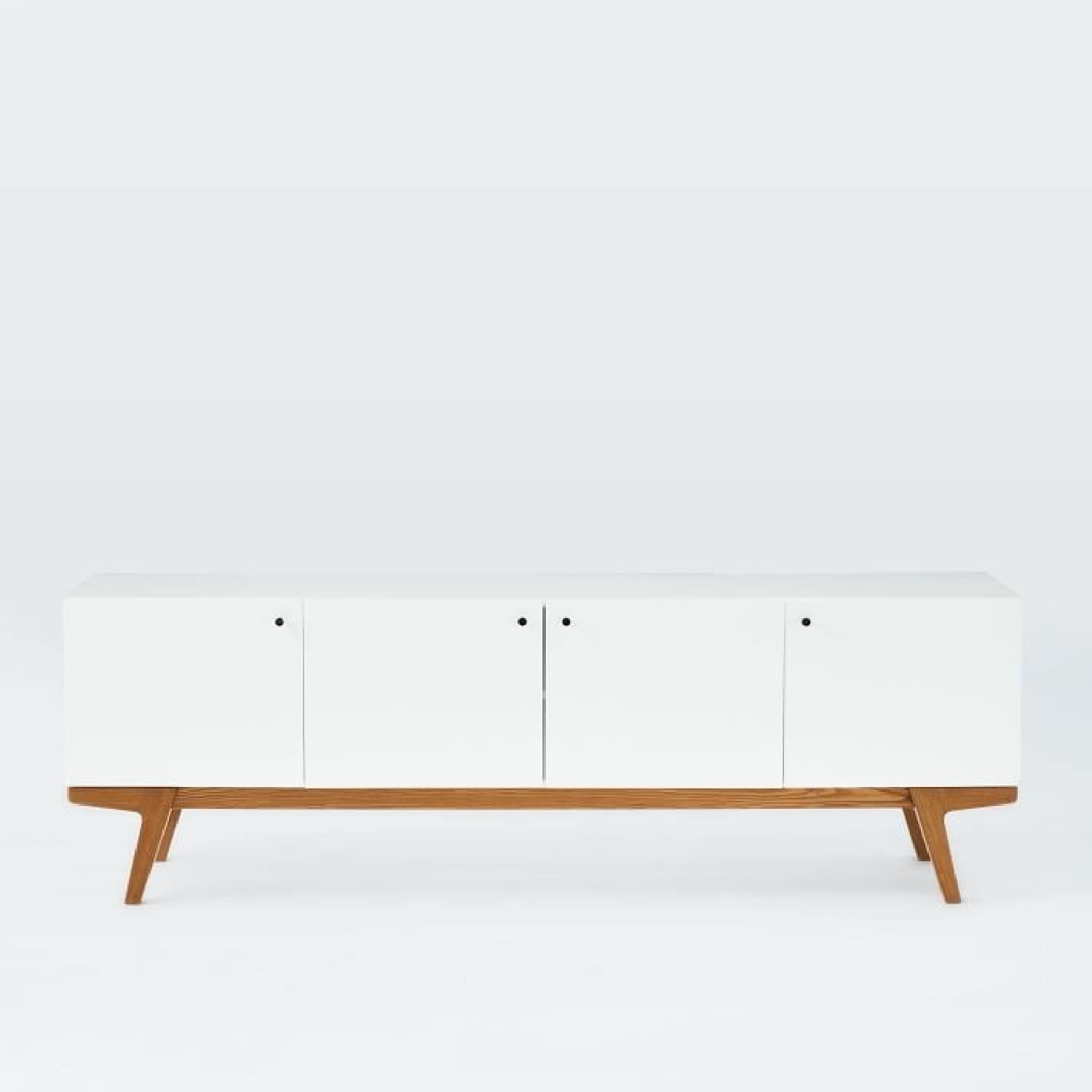 West Elm Modern Media Console - image-3