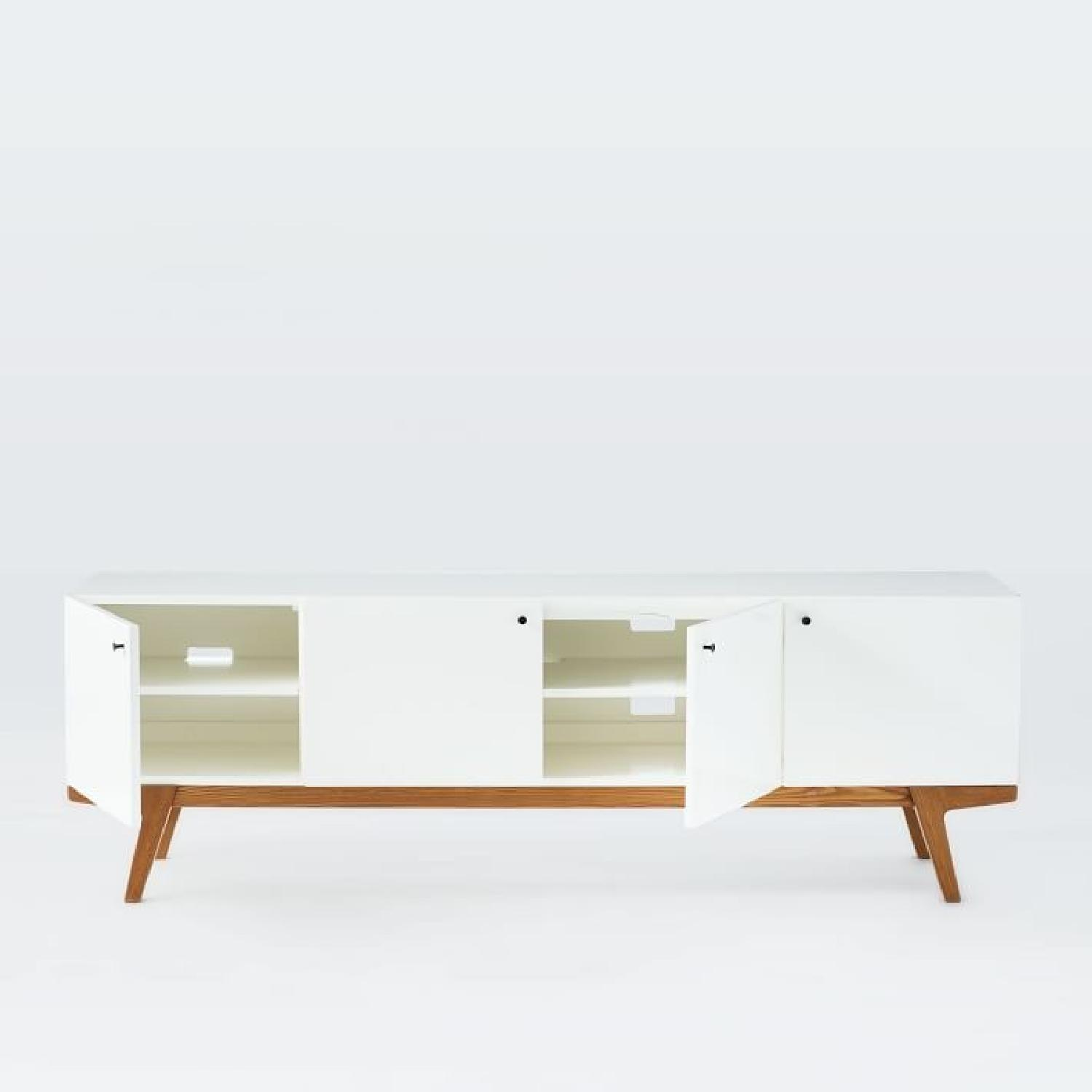 West Elm Modern Media Console - image-4