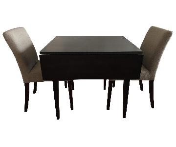 Room & Board 3-Piece Dining Set