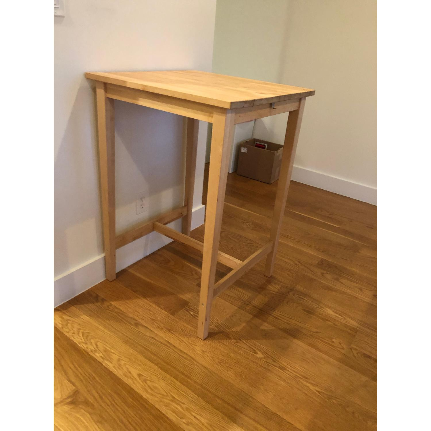 Ikea Bjorkudden Counter Height Table-0