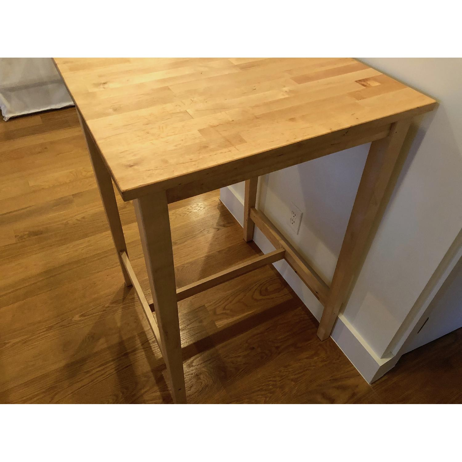 Ikea Bjorkudden Counter Height Table-1