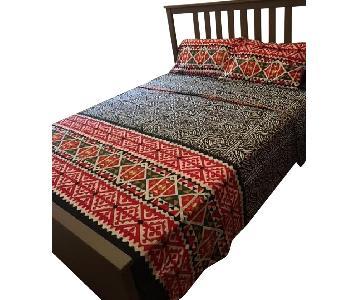 Ikea Hemnes Queen Bed Frame w/ Slats