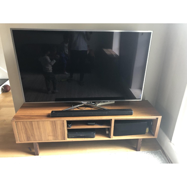 Ikea Stockholm Walnut TV Unit - image-1