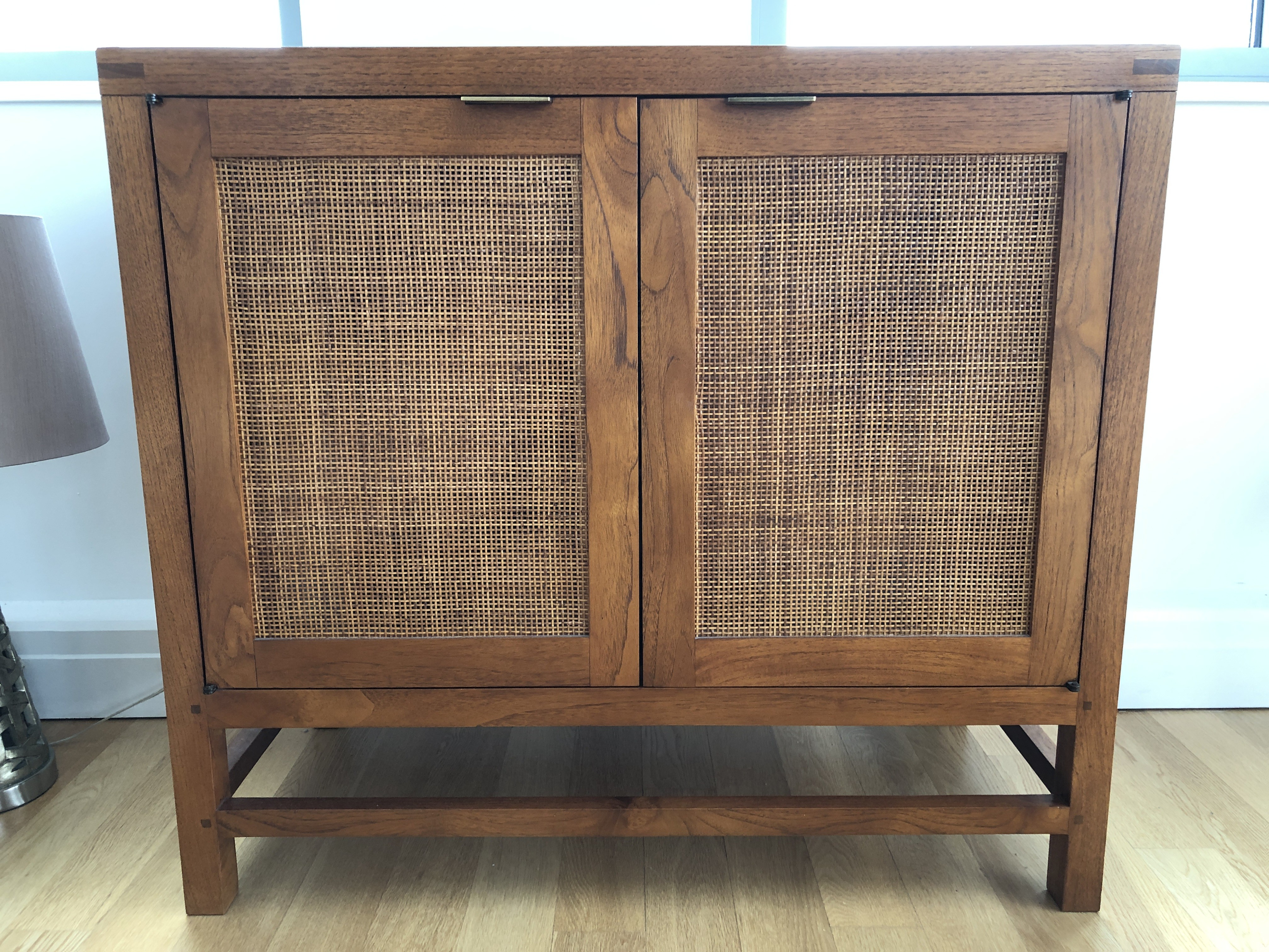 Crate & Barrel Blake Media TV Unit