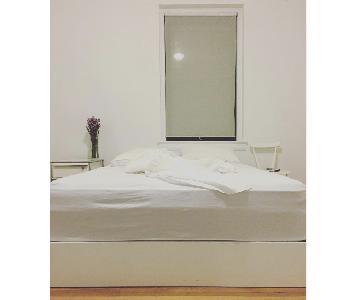 CB2 Stowaway Queen Bed