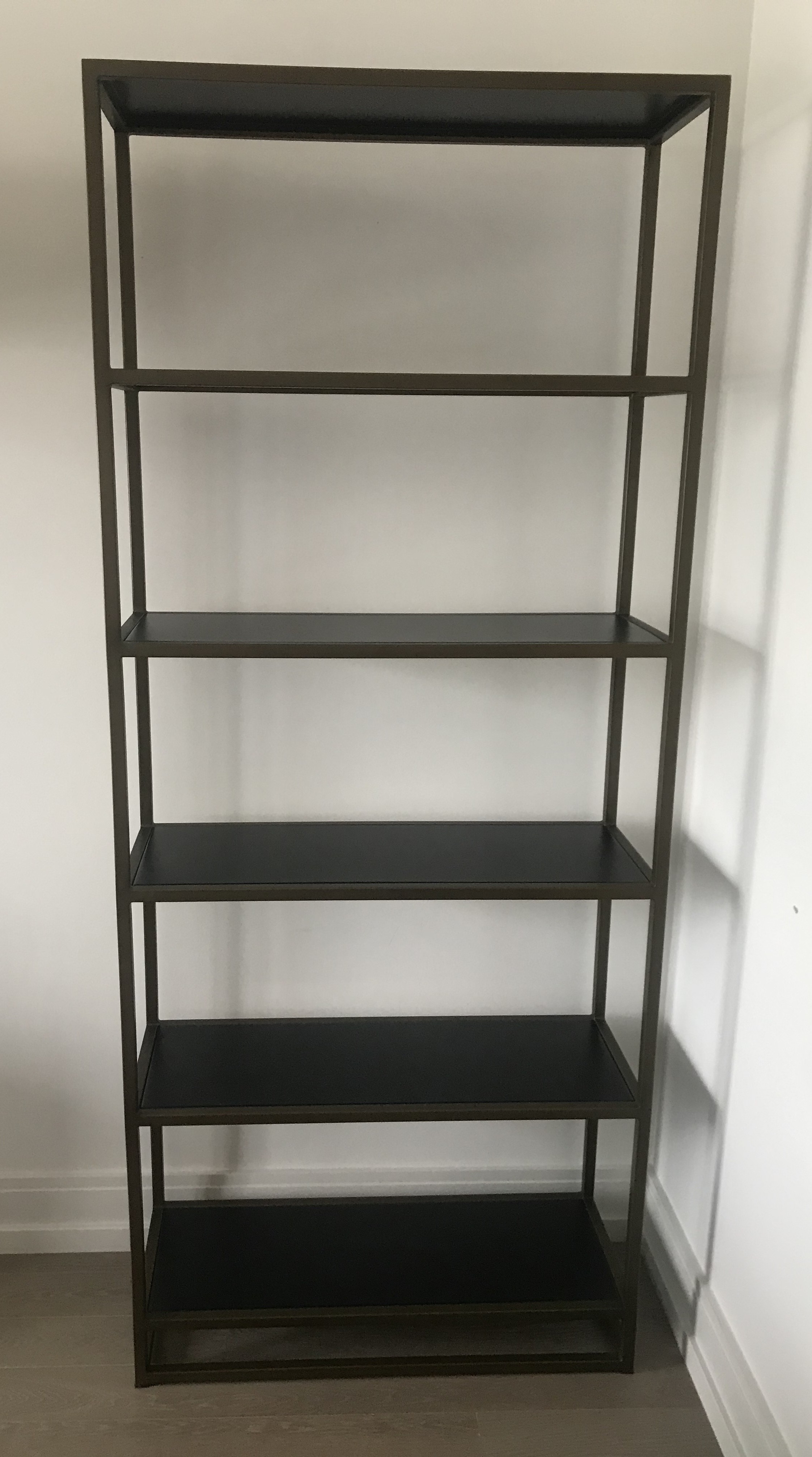 Crate & Barrel Remi Bookcase