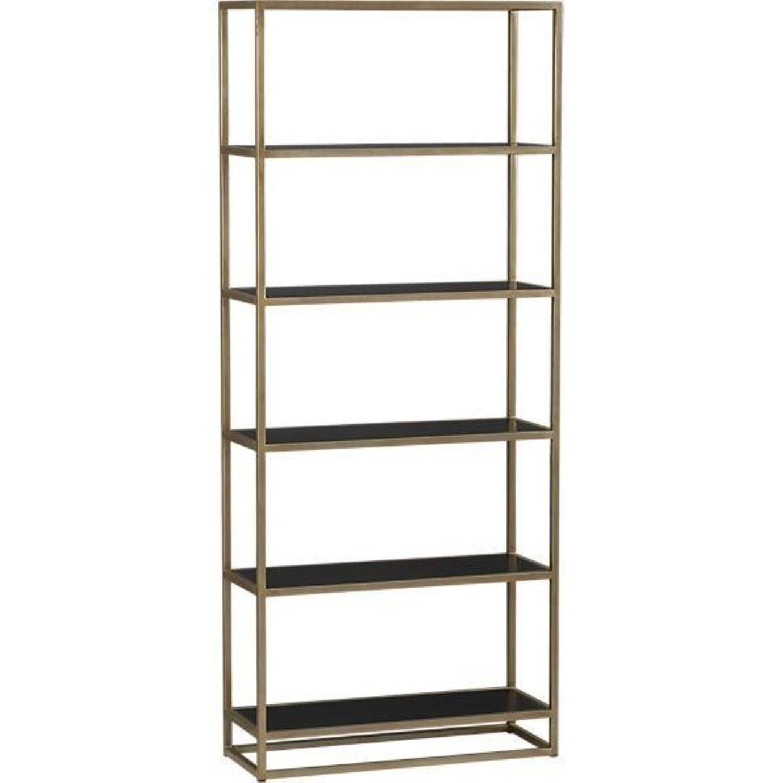 Crate & Barrel Remi Bookcase-4