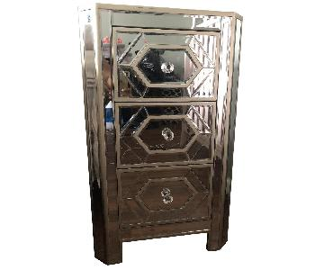 Mirrored Chest/Dresser
