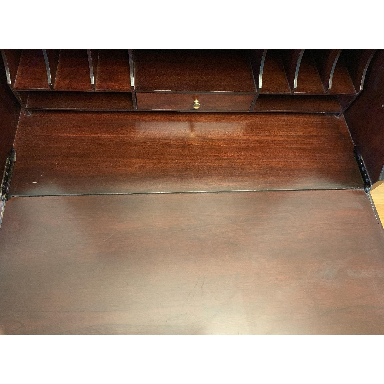 Antique Mahogany Secretary Desk - image-7