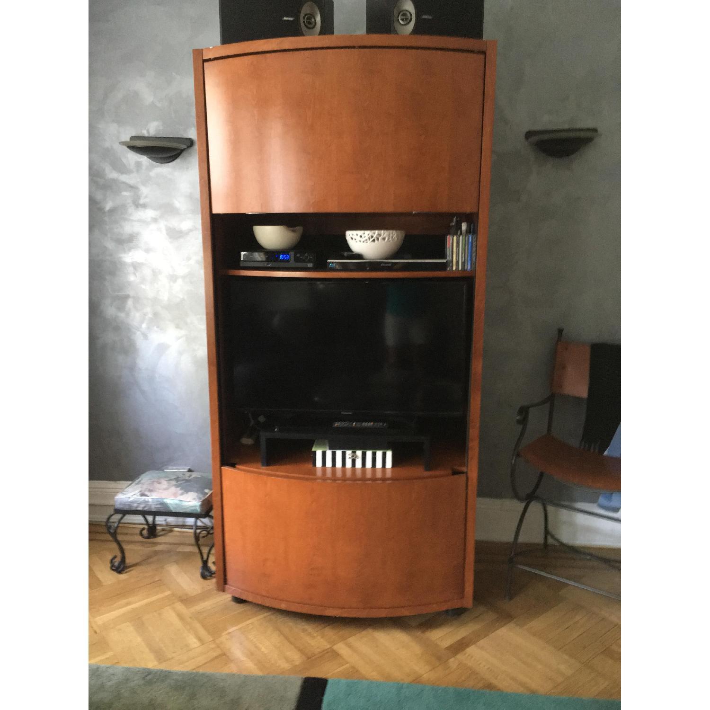 Jensen-Lewis Maple Audio/Video Cabinet - image-2