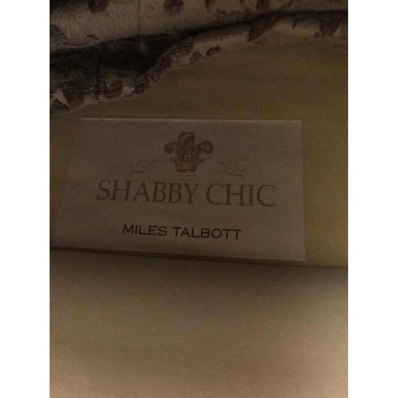 Shabby Chic Slipcover Comfy Sofa w/ Custom Down Cushions - image-3