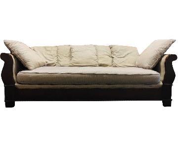 ABC Carpet and Home Mediterranean Sofa