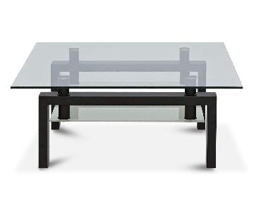 Scandinavian Designs Carmona Console Table + Coffee Table
