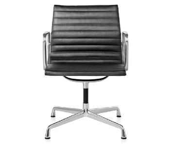 Herman Miller Eames Aluminum Group Arm Chair