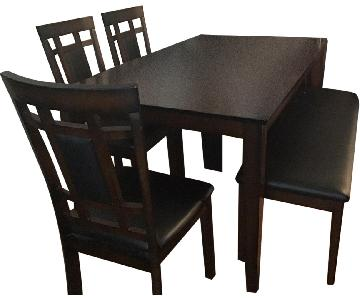 Macy's Delran 5 Piece Dining Set