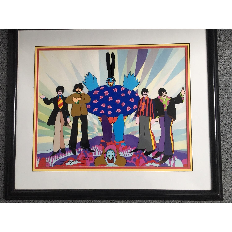 Animation Arts Beatles Yellow Submarine Cel-1