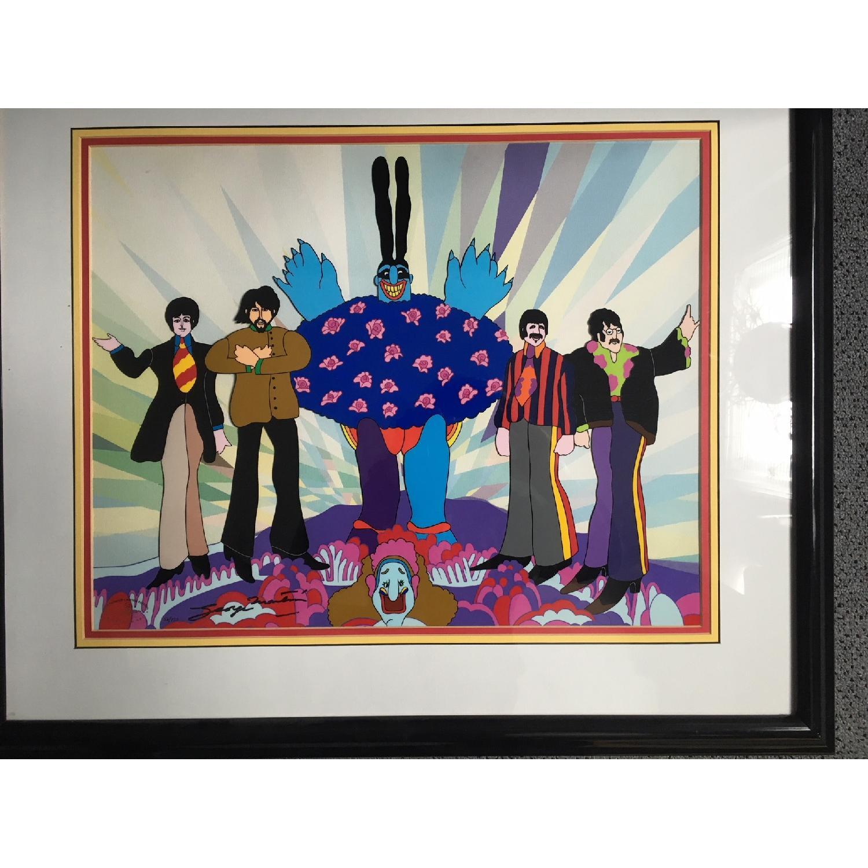 Animation Arts Beatles Yellow Submarine Cel-2