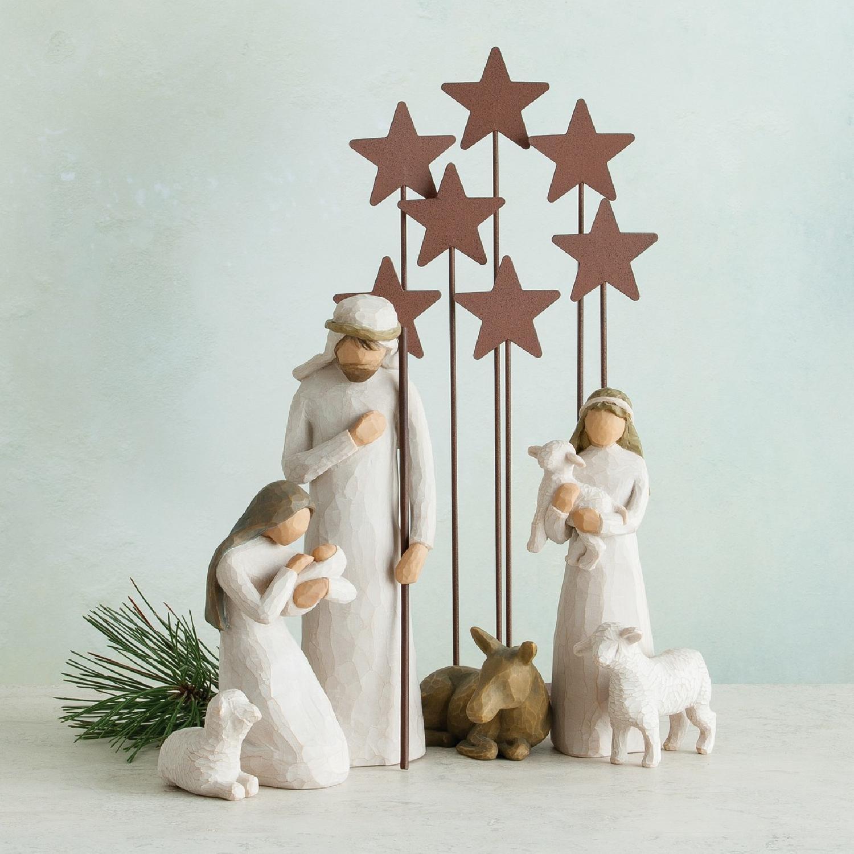 Willow Tree Nativity Scene - image-4