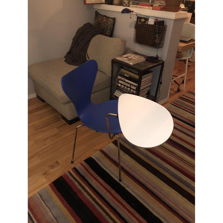 Knoll Fritz Hansen School Desk Chair - image-1