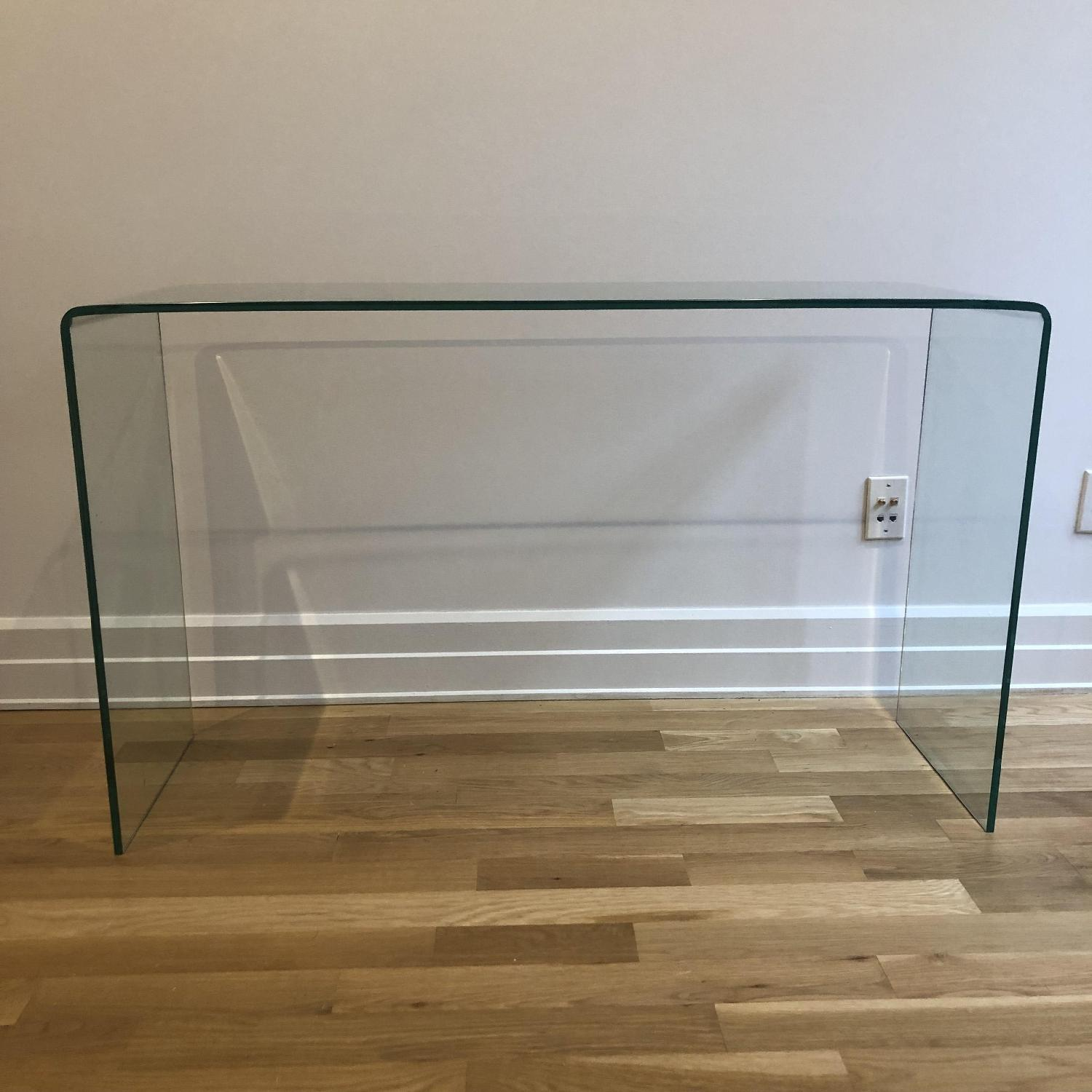 Glass Console Table-2