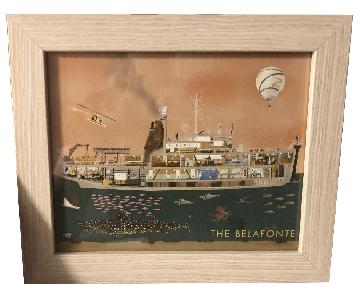 Max Dalton Signed/Numbered Wes Anderson Print