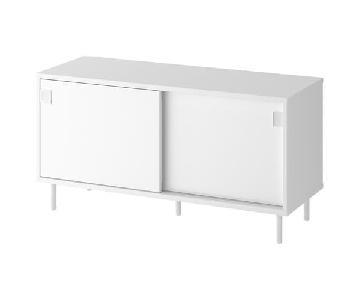 Ikea Mackapar TV Stand w/ Storage