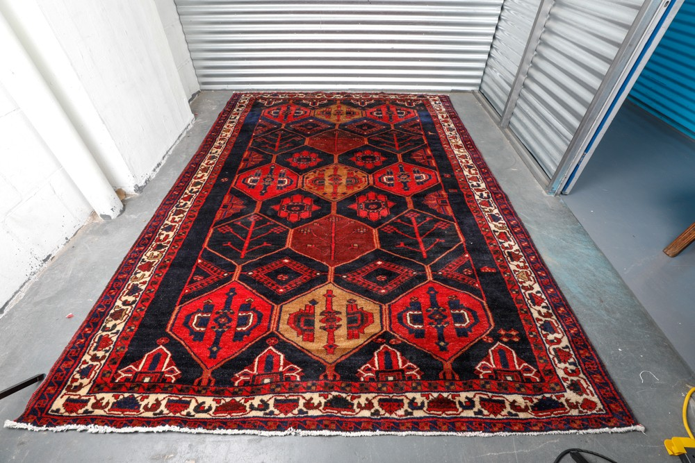 ABC Carpet and Home Patterned Area Rug