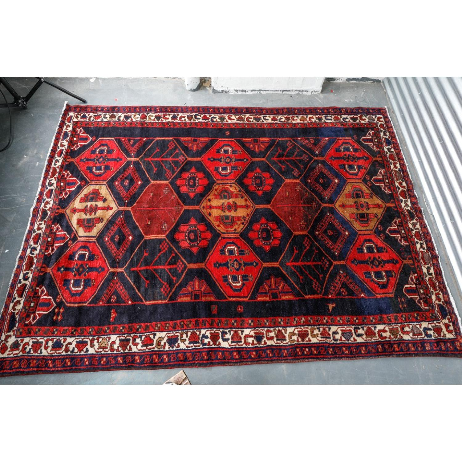 ABC Carpet and Home Patterned Area Rug-1