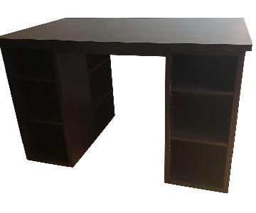 Black Craft Table