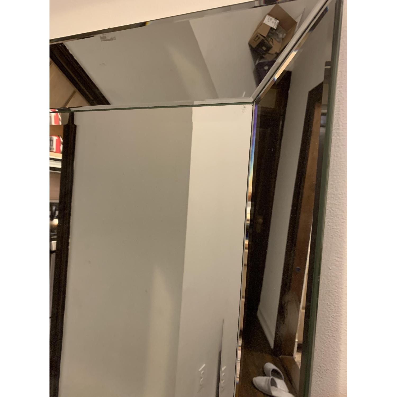 InspireQ Omni Beveled Rectangular Floor Mirror - image-3