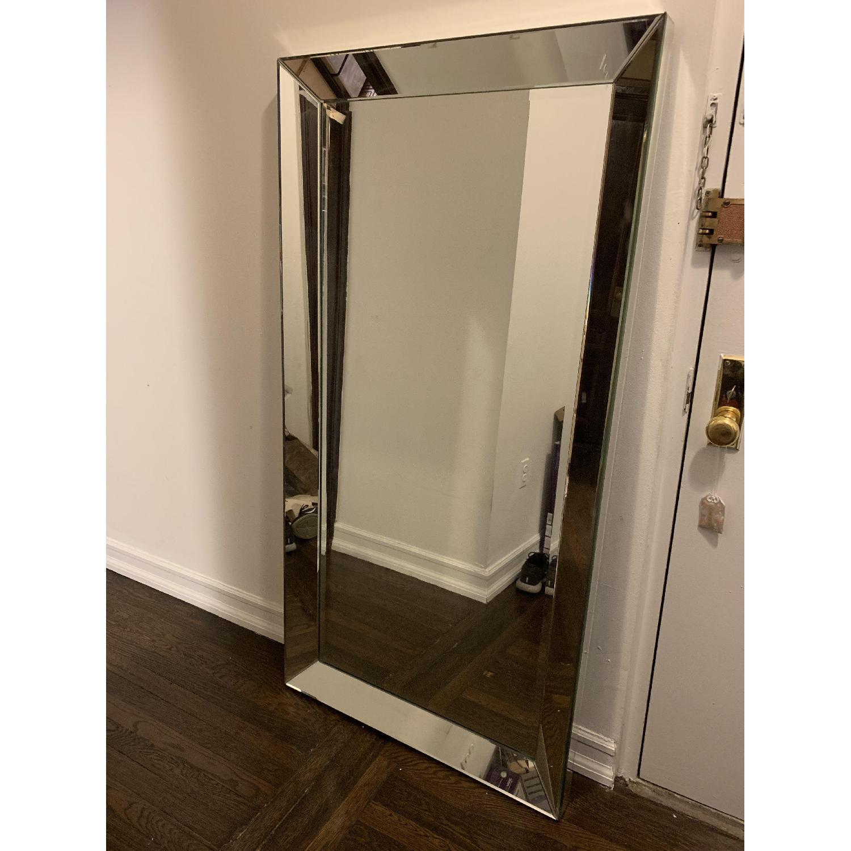 InspireQ Omni Beveled Rectangular Floor Mirror - image-5
