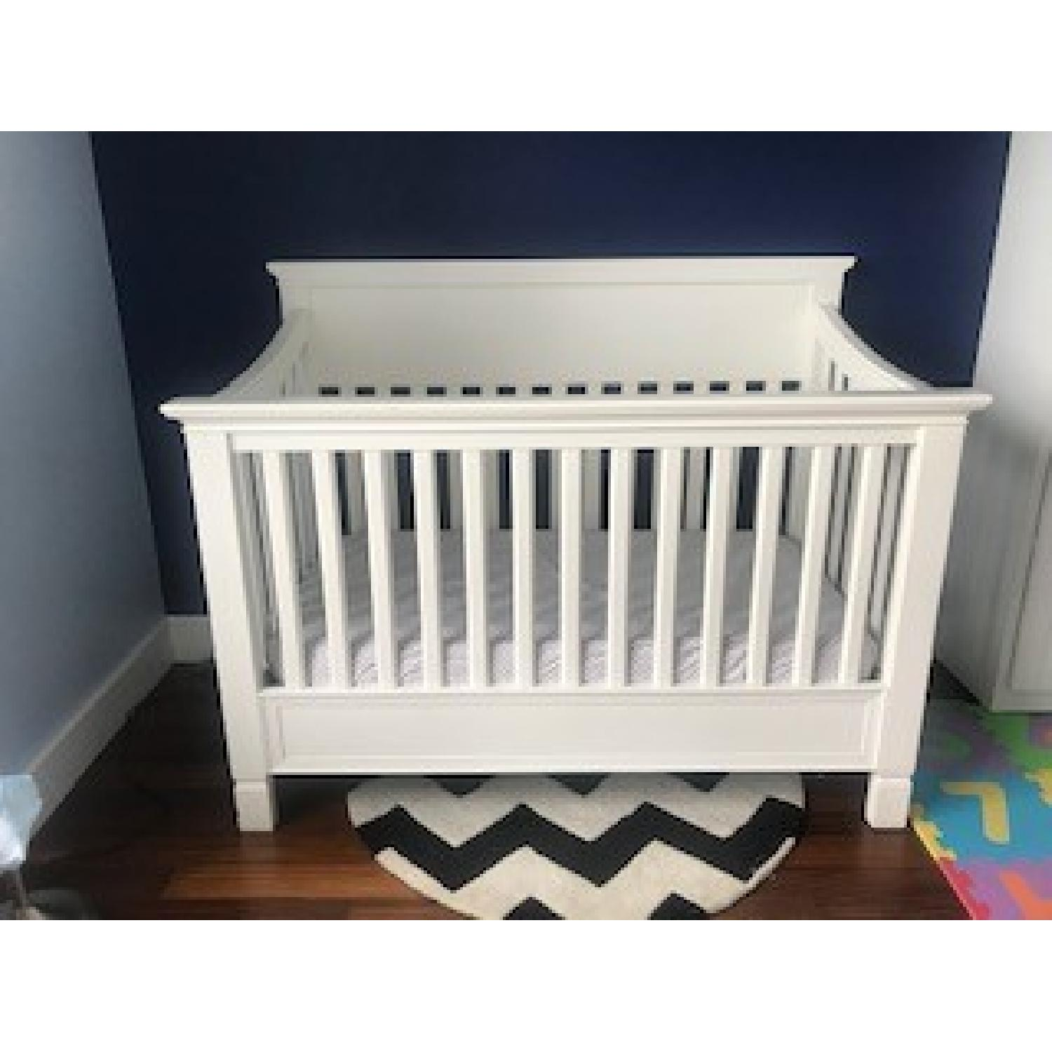 Pottery Barn Larkin 4-in 1 Crib-0