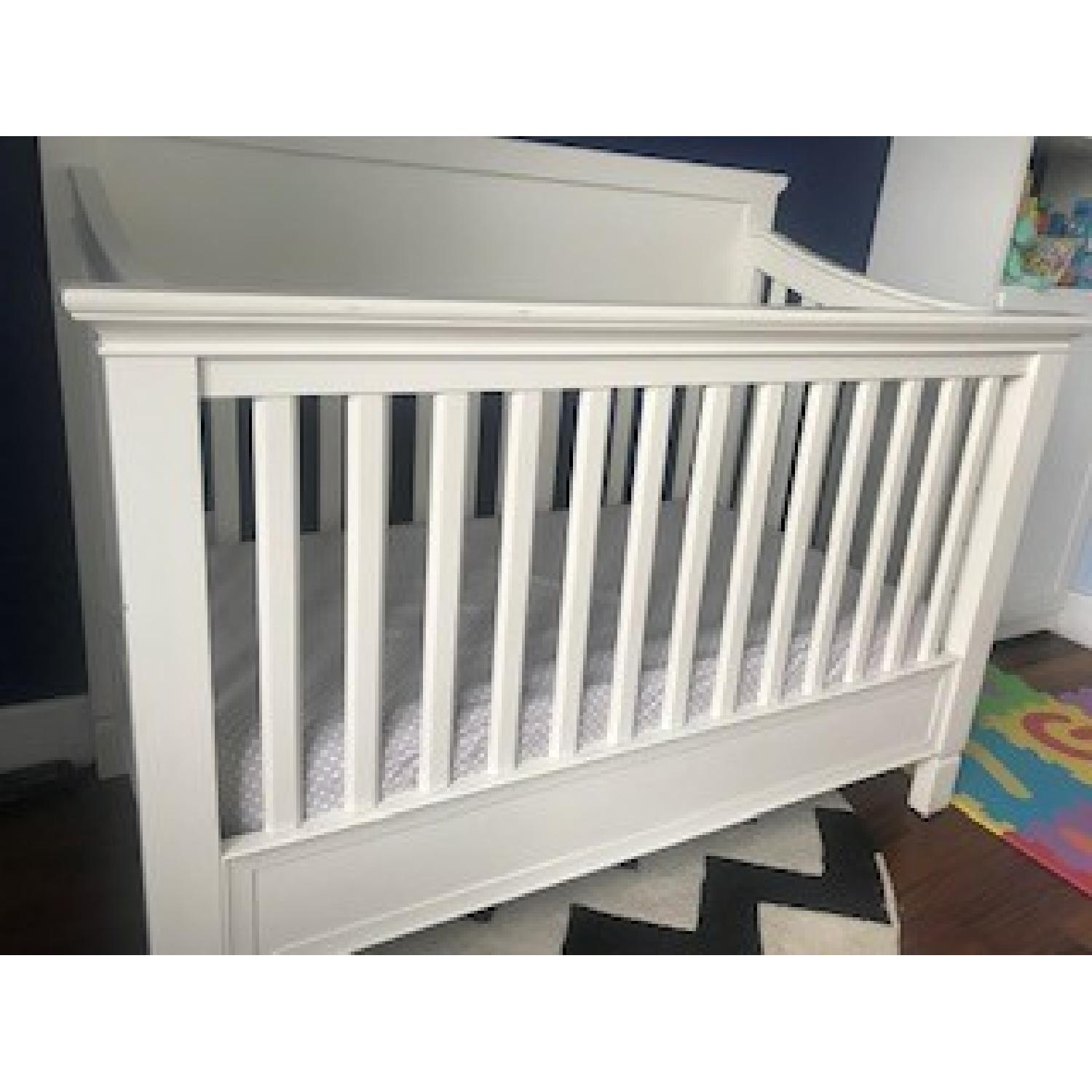 Pottery Barn Larkin 4-in 1 Crib-1