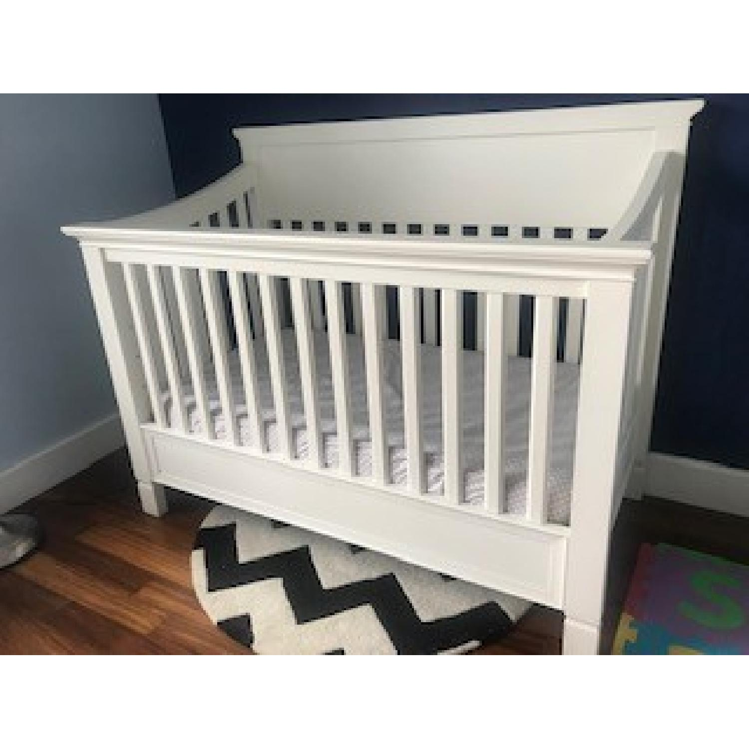 Pottery Barn Larkin 4-in 1 Crib-2