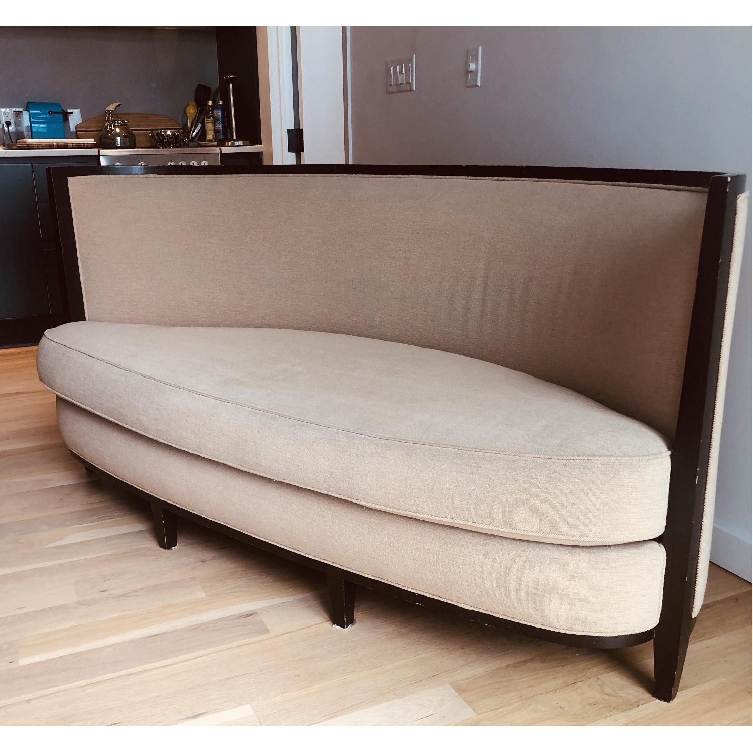 Custom Made High Back Sofa - image-1