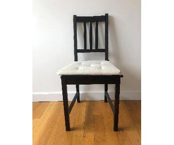Ikea Stefan Dining Chairs