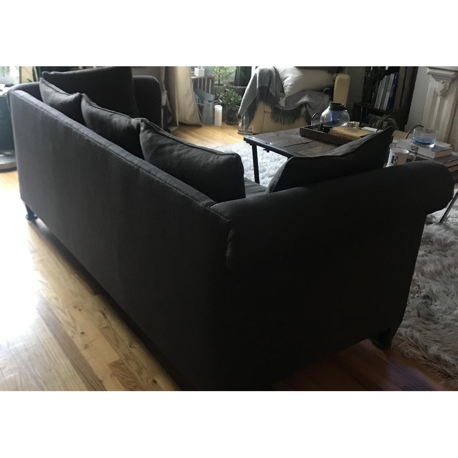 Crate & Barrel 3 Seater Down Filled Sofa - image-6