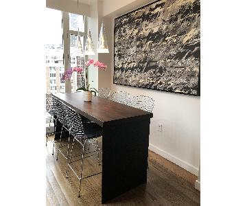 Tucker Robbins Counter Height Wood Table