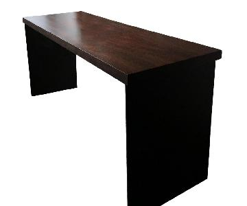 Tucker Robbins Counter Height Wood Table