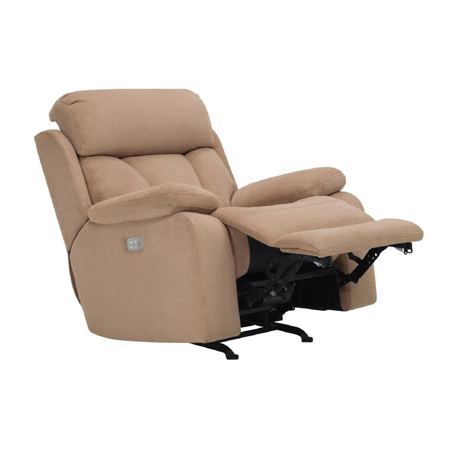 Raymour & Flanigan Connell Power Rocker Chair - image-0