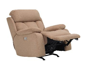 Raymour & Flanigan Connell Power Rocker Chair