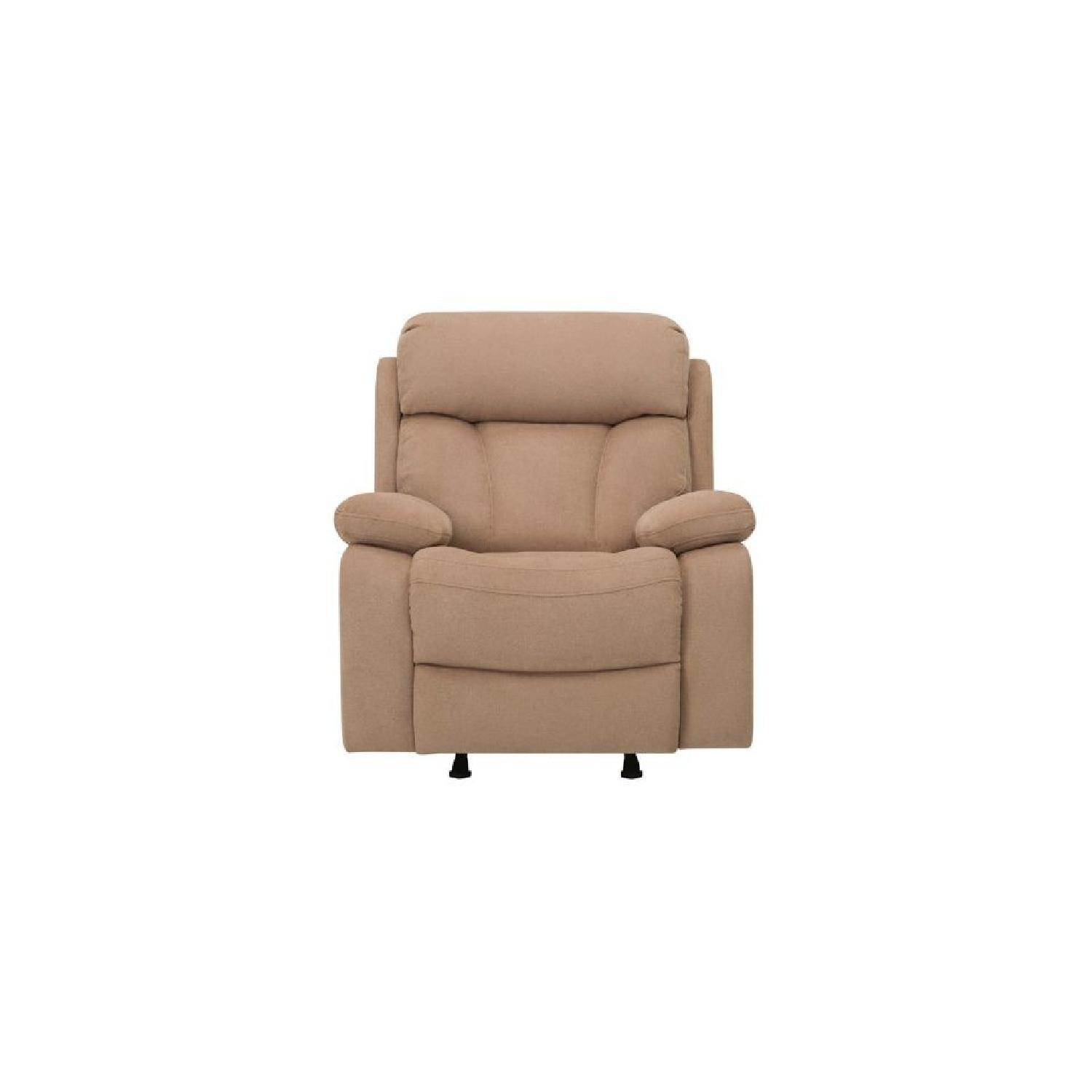 Raymour & Flanigan Connell Power Rocker Chair - image-3