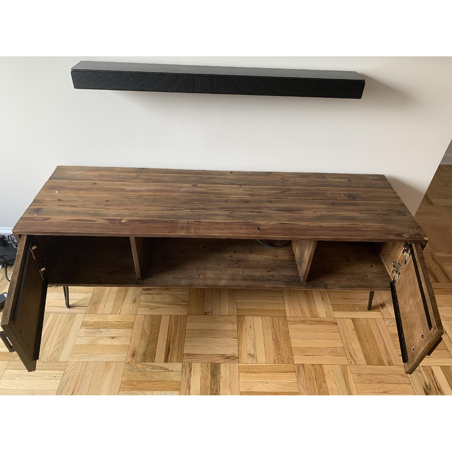 Union Rustic Adger Console Table