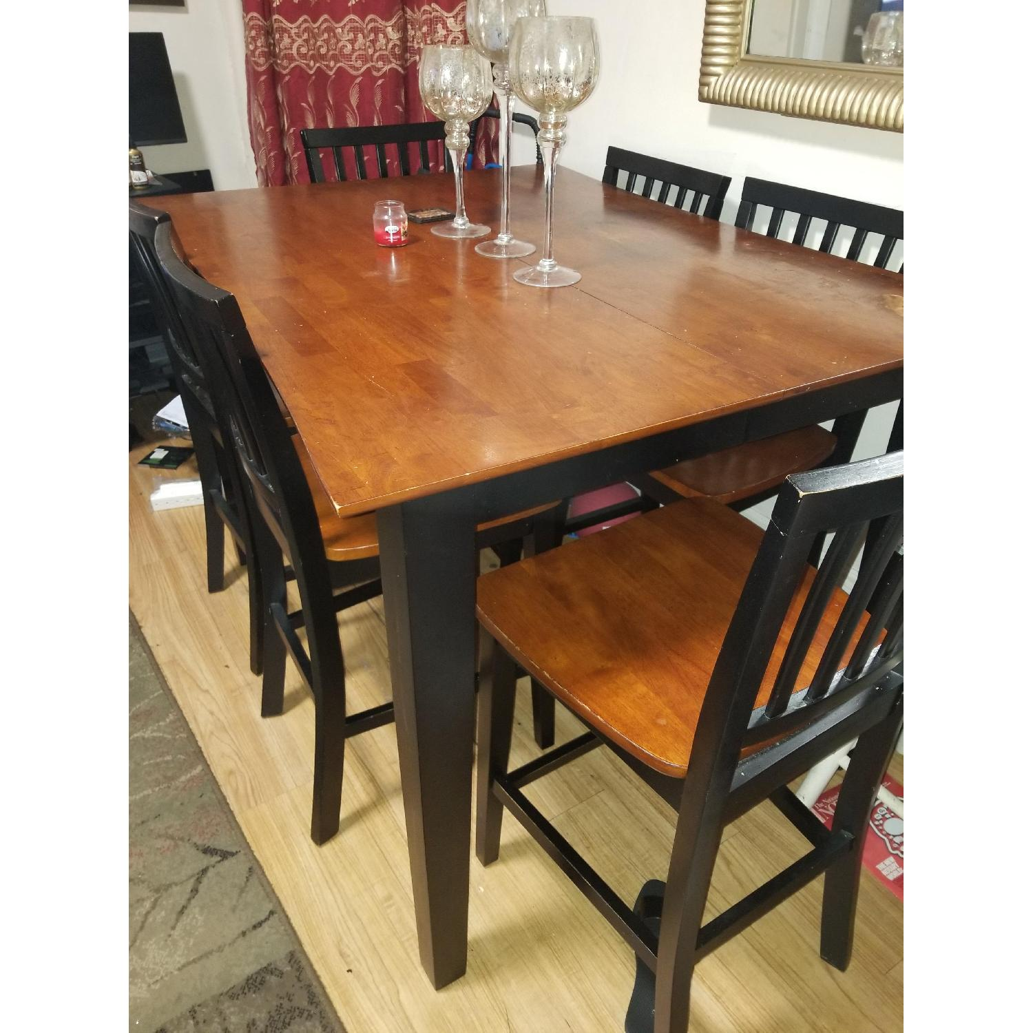 Bob's Montibello Dining Table w/ 6 Chairs - image-0
