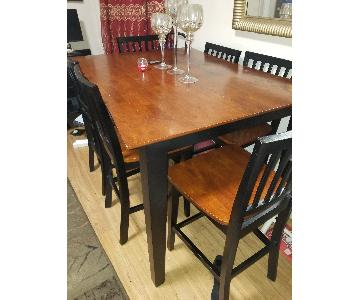 Bob's Montibello Dining Table w/ 6 Chairs